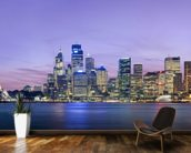 Sydney Skyline wall mural kitchen preview