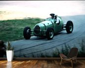 Classic Car Speed Trial wall mural kitchen preview