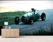 Classic Car Speed Trial wall mural living room preview