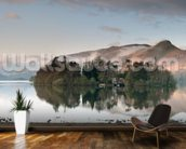 Derwent Water, Lake District wallpaper mural kitchen preview