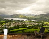 Lake Derwentwater wallpaper mural kitchen preview