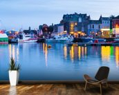 Padstow Harbour, Cornwall wall mural kitchen preview