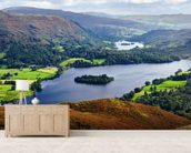 Grasmere from Silver Howe wall mural living room preview