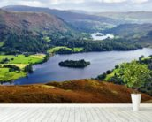 Grasmere from Silver Howe wall mural in-room view