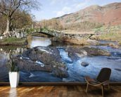 Little Langdale, Lake District wallpaper mural kitchen preview