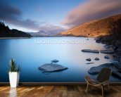 Stunning Snowdonia mural wallpaper kitchen preview