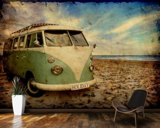 Campervan Wallpaper Vw Camper Wall Murals Wallsauce Usa HD Wallpapers Download Free Images Wallpaper [1000image.com]