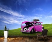 Beetle Car wall mural kitchen preview