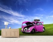 Beetle Car wall mural living room preview