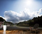 Spa, Belgium Grand Prix 2009 wall mural kitchen preview