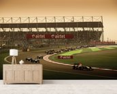 Indian Grand Prix 2013 wall mural living room preview