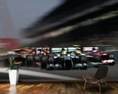 Spanish Grand Prix 2013 wallpaper mural kitchen preview