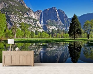 Yosemite National Park Wallpaper Wall Murals
