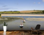 Cornwall Camel Trail wall mural kitchen preview