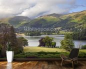Grasmere wall mural kitchen preview