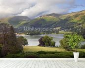 Grasmere wall mural in-room view