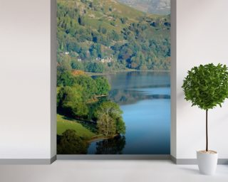 Dale End Grasmere Lake wall mural