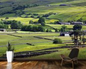 Yorkshire Dales National Park wall mural kitchen preview