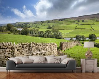 Swaledale, Yorkshire wallpaper mural