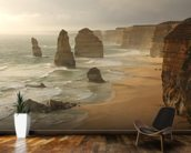 Twelve Apostles, Australia mural wallpaper kitchen preview