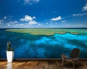 Clam Gardens, Great Barrier Reef wall mural kitchen preview