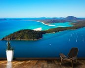 Whitsunday Islands wall mural kitchen preview