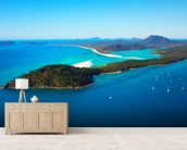 Whitsunday Islands wall mural living room preview