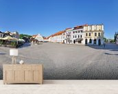Kazimierz Dolny -Stitched Panorama wall mural living room preview