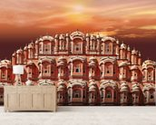 Palace of the Winds, Jaipur wall mural living room preview