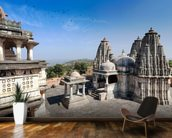Kumbhalgarh Fort, Rajasthan wallpaper mural kitchen preview