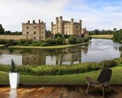 Leeds Castle Panorama wallpaper mural kitchen preview