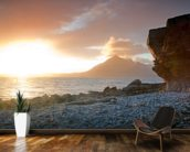 Sunset at Elgol Isle of Skye wall mural kitchen preview