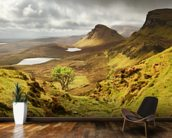 Quiraing wall mural kitchen preview