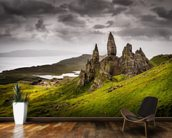 Old Man of Storr, Scotland wall mural kitchen preview