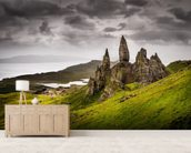 Old Man of Storr, Scotland wall mural living room preview
