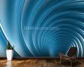 Twirl wall mural kitchen preview