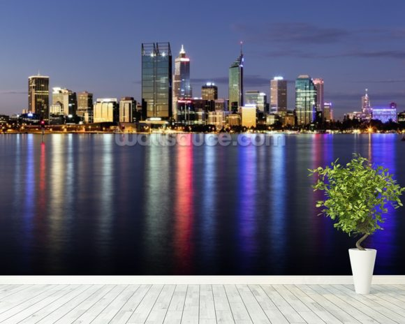 wall murals perth