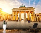 Brandenburg Gate wall mural kitchen preview