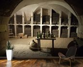 Grand Wine Cellar wall mural kitchen preview
