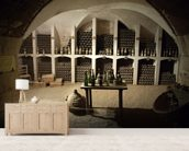 Grand Wine Cellar wall mural living room preview