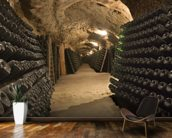 Wine Cellar Cave wall mural kitchen preview
