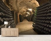 Wine Cellar Cave wall mural living room preview
