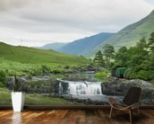 Aasleagh Falls, Galway wall mural kitchen preview