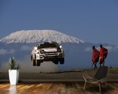 Juha Kankkunen's Toyota Celica, East African Safari Rally wallpaper mural kitchen preview