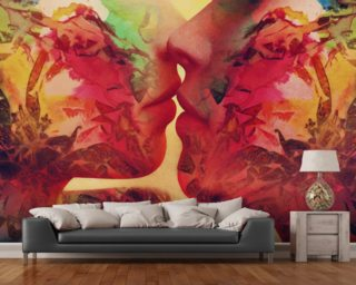 Graffiti Love 1 Wall Mural Wallpaper Wall Murals