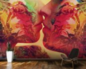Graffiti Love 1 wall mural kitchen preview