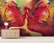 Graffiti Love 1 wall mural living room preview