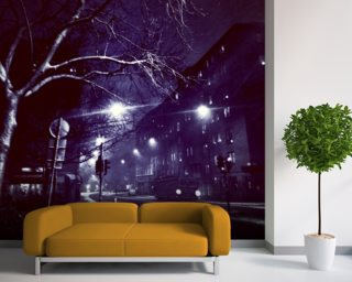 Dusk or Dawn? Wallpaper Wallpaper Wall Murals