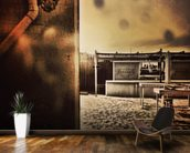 The Pipe to Paradise City wall mural kitchen preview