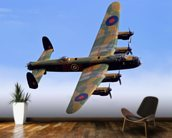 Avro Lancaster wallpaper mural kitchen preview